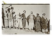 Wwi Refugees, 1919 Carry-all Pouch