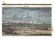 1698 De Bruijin View Of Rama Israel Palestine Holy Land Carry-all Pouch
