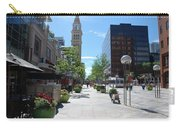 16th Street Mall - Denver Carry-all Pouch