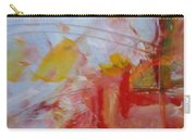 Abstract Exhibit Carry-all Pouch