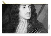 Charles II (1630-1685) Carry-all Pouch