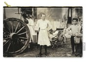 Hine Home Industry, 1912 Carry-all Pouch
