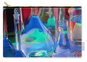 Laboratory Glassware Carry-all Pouch by Charlotte Raymond