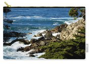 17 Mile Drive Iv Carry-all Pouch