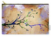 Tree Branch Collection Carry-all Pouch