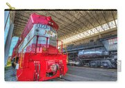 1776 And 1218 Locomotives Norfolk And Western Carry-all Pouch