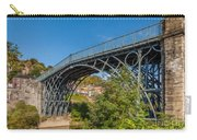 1779 Iron Bridge England Carry-all Pouch