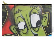 Graffiti Carry-all Pouch