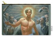 18. Jesus Rises / From The Passion Of Christ - A Gay Vision Carry-all Pouch