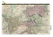 1801 Cary Map Of Austria Carry-all Pouch