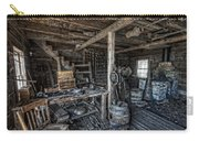 1860's Blacksmith Shop - Nevada City Ghost Town - Montana Carry-all Pouch