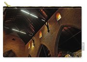 1865 - St. Jude's Church  - Interior 2 Carry-all Pouch by Kaye Menner