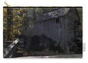 1868 Cable Mill At Cades Cove Tennessee Carry-all Pouch