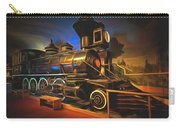 1880 Steam Locomotive  Carry-all Pouch