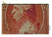 1883 George Washington Stamp Carry-all Pouch