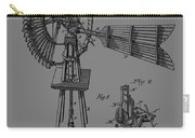 1889 Windmill Patent Carry-all Pouch