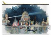 1890s Night In Grand Court Of World Carry-all Pouch