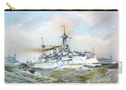 1895 - The Brandenburg Squadron At Sea - Color Carry-all Pouch
