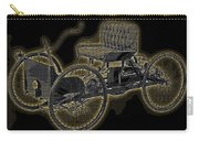 1896 Quadricycle Henry Fords First Car Carry-all Pouch