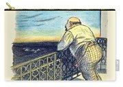 1897 - Le Rire Journal Humoristique Paraissant Le Samedi Magazine Cover - July 31 - Color Carry-all Pouch