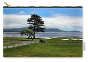 18th At Pebble Beach Panorama Carry-all Pouch