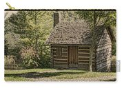 18th Century Carry-all Pouch by Heather Applegate