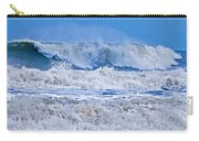 Hurricane Storm Waves Carry-all Pouch