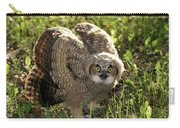 Nature And Wildlife Carry-all Pouch