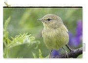 Orangecrowned Warbler Carry-all Pouch
