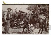 1900 Cowboy Carry-all Pouch