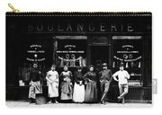 1900 Parisian Bakery Carry-all Pouch
