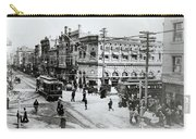 1900s Intersection Of Fair Oaks Carry-all Pouch