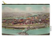 1904 Pittsburgh Panorama Carry-all Pouch