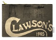 1905 Restaurant  Carry-all Pouch