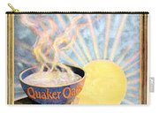 1906 - Quaker Oats Cereal Advertisement - Color Carry-all Pouch