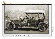 1907 Panhard Et Levassor Carry-all Pouch by Jill Reger