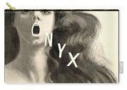 1909 - Onyx Hosiery Advertisement Carry-all Pouch