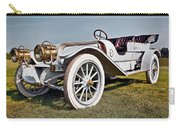 1910 Franklin Type H Touring Carry-all Pouch by Marcia Colelli