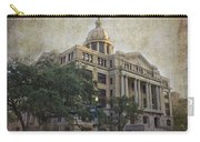 1910 Harris County Courthouse  Carry-all Pouch
