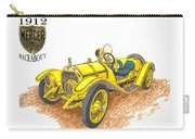 1911 1912 Mercer Raceabout R 35 Carry-all Pouch