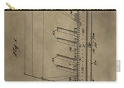 1911 Steamship Patent Carry-all Pouch