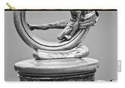 1912 Gobron-brillie 12 Cv Skiff Hood Ornament 2 Carry-all Pouch
