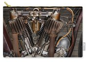 1912 Indian Board Track Racer Engine Carry-all Pouch