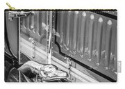 1912 Rolls-royce Silver Ghost Rothchild Et Fils Style Limousine Snake Horn -0711bw Carry-all Pouch