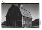 1913 Barn Black And White Carry-all Pouch