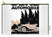 1914 - Benz Automobile Poster Advertisement - Color Carry-all Pouch
