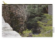 1917 Carriage Road Bridge Jordan Stream Acadia Maine Carry-all Pouch