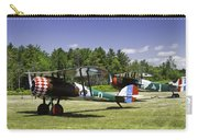 1917 Nieuport 28c.1 Fighter World War One Photo Carry-all Pouch