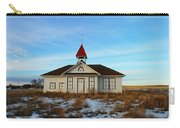 1918 Schoolhouse Macabe Montana Carry-all Pouch