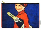 1920 - Freixenet Wines - Advertisement Poster - Color Carry-all Pouch